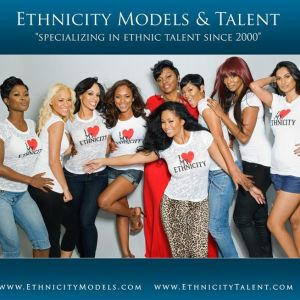 Ethnicity Talent Modeling Academy